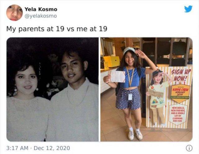 Times Changed A Bit