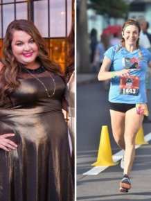 People Show Off Their Transformations