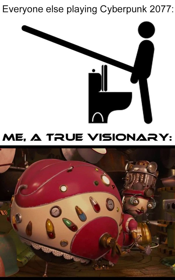 Cyberpunk Memes