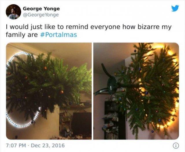 Christmas Tweets