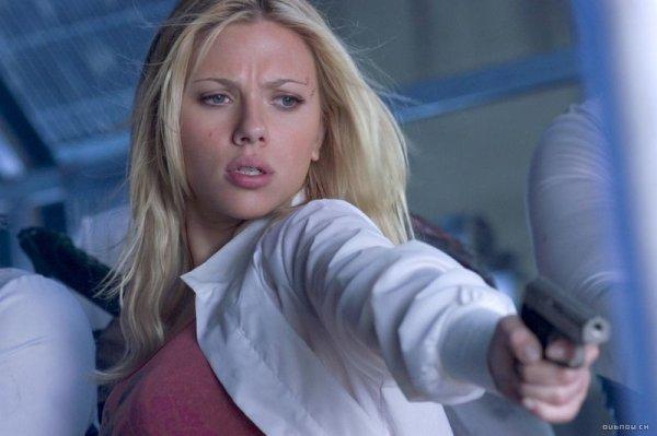 Scarlett Johansson's Hot Movie Roles