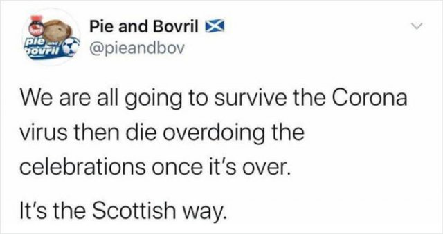 Scottish Humor