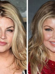 These Celebrities Look Almost The Same