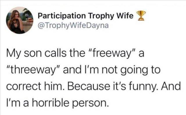 Funny Tweets, part 58
