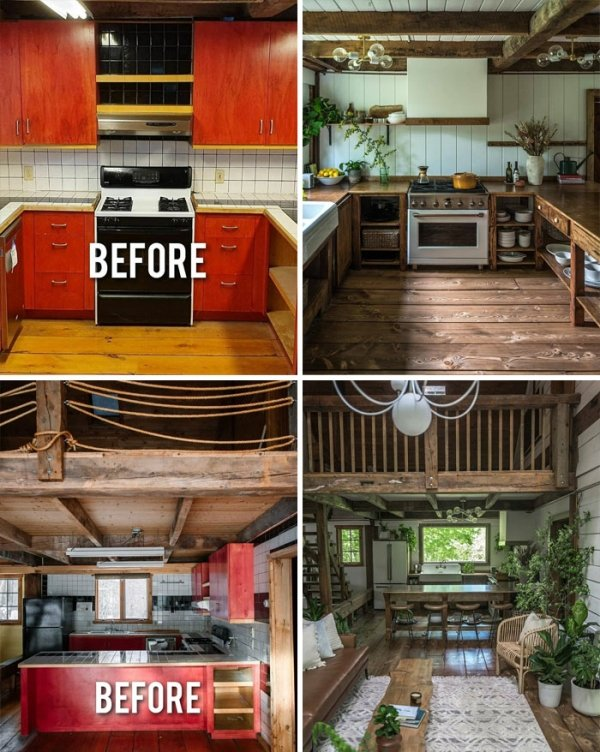 Amazing Home Renovations, part 2