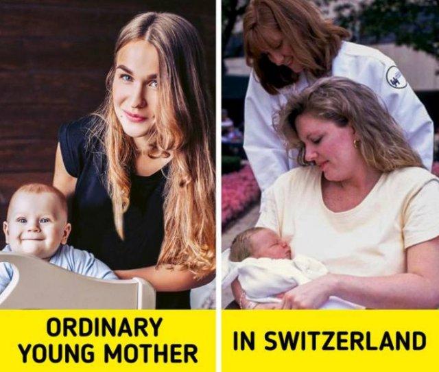 Life In Switzerland