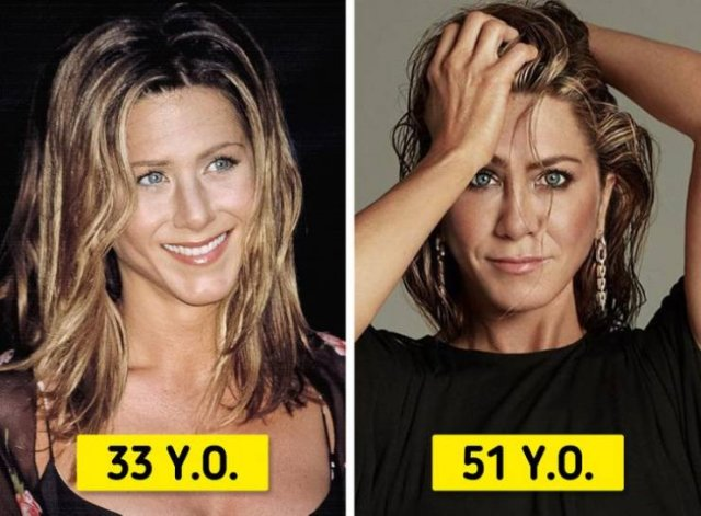 Beautifully Aging Celebrities, part 3