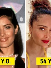 Beautifully Aging Celebrities