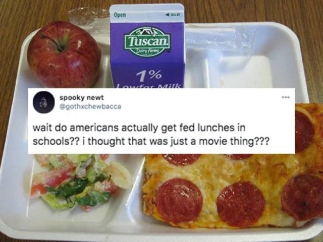 American Things That Are Weird For Non-Americans
