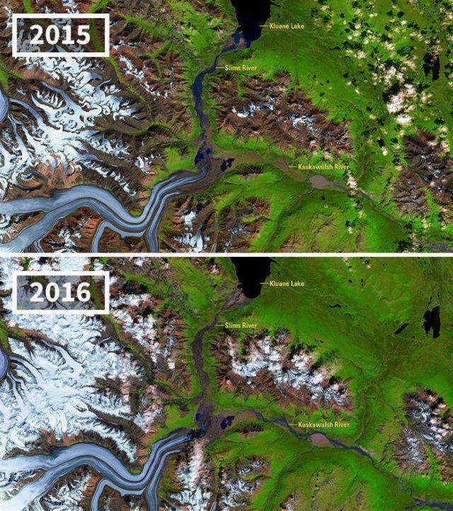 NASA: Global Climate Changes
