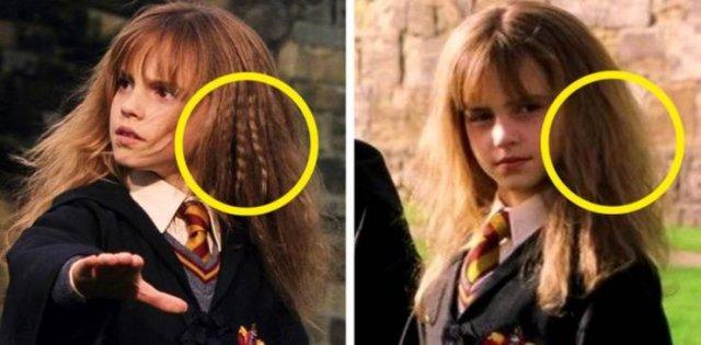 'Harry Potter': Movie Mistakes