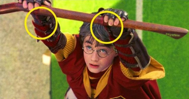 'Harry Potter': Movie Mistakes