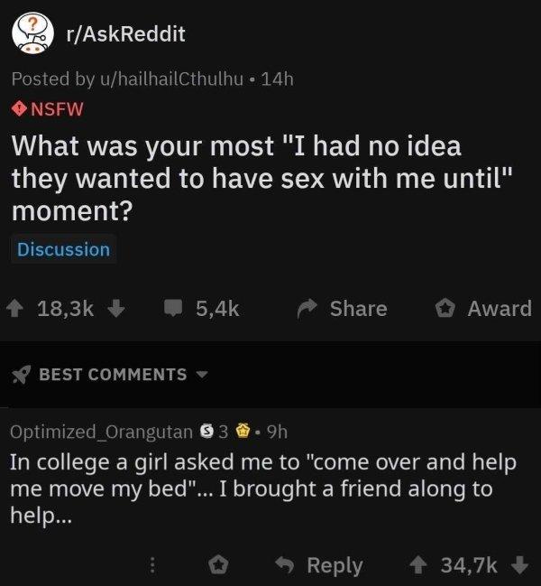 Roasting Comments, part 3