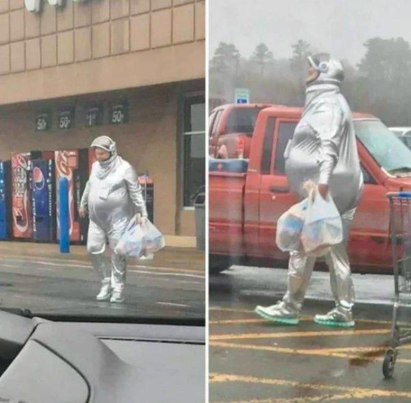 Walmart Visitors
