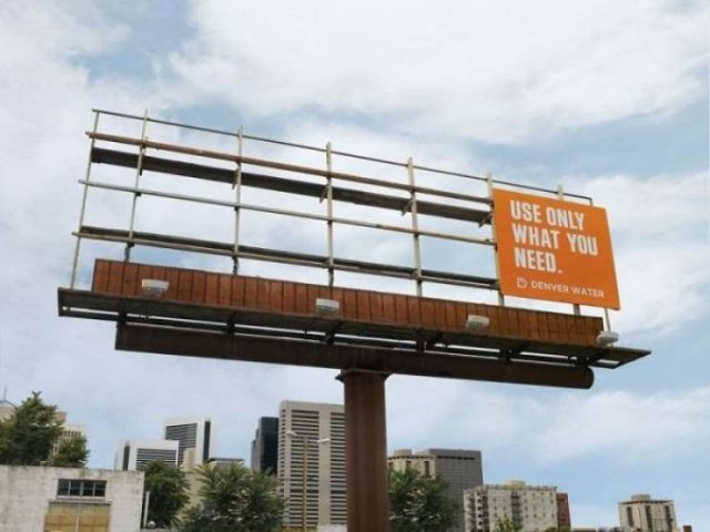 Unusual Billboard Designs