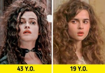 Young Actors Photos Who Played Famous Movie Villains