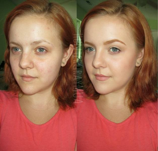 The Power Of Makeup, part 2