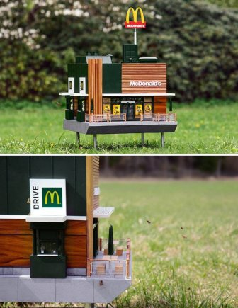 World's Most Amazing McDonald's Restaurants