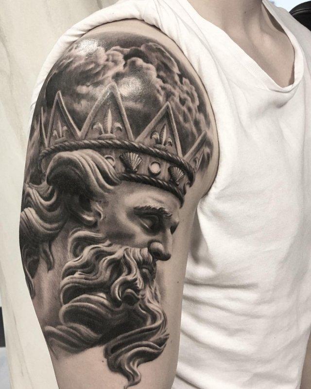 Hyper-Realistic Tattoos, part 4