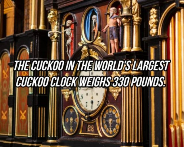 Interesting Facts, part 96