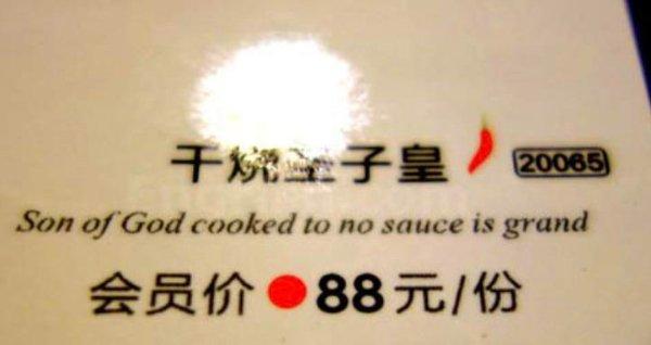 Hilarious Translation Fails, part 2
