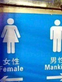 Hilarious Translation Fails