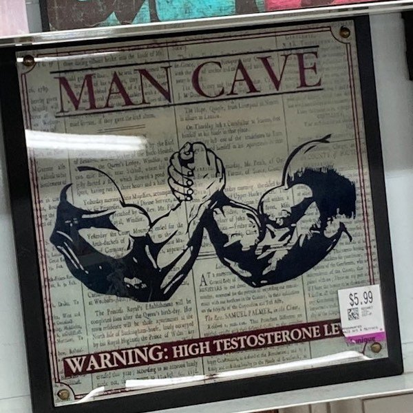 Hilarious Thrift Shop Finds