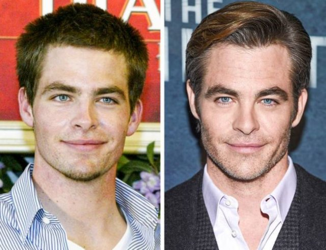 Celebrities Who Refused Aging