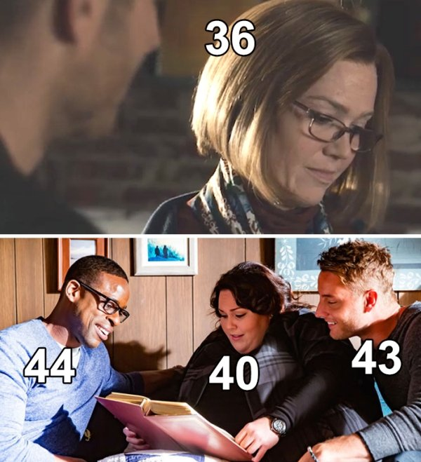 Actors Age Gaps In Movies