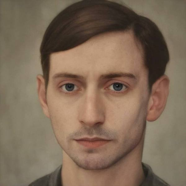 Historical Figures And Painting Characters Were Recreated As Real People By AI