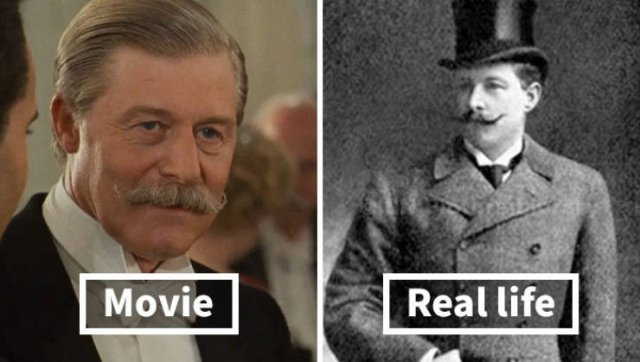 Titanic Passengers: In Movie And In Real Life