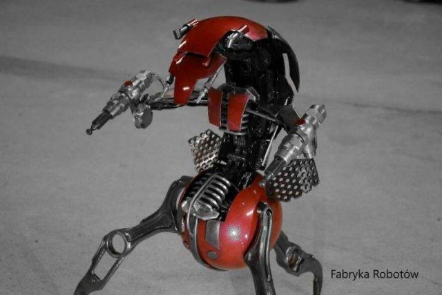 Metal Sculptures By Sebastian Kucharski