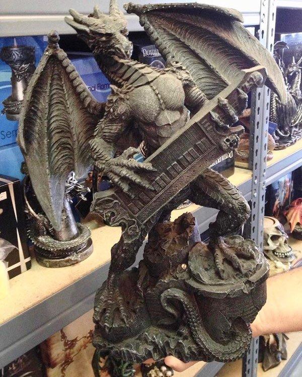 Weird Thrift Shop Finds