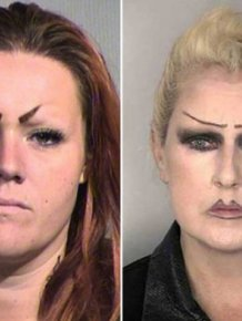 What's Wrong With Their Eyebrows?