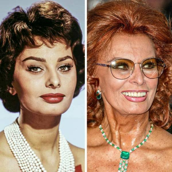 Celebrities Over 80, part 80