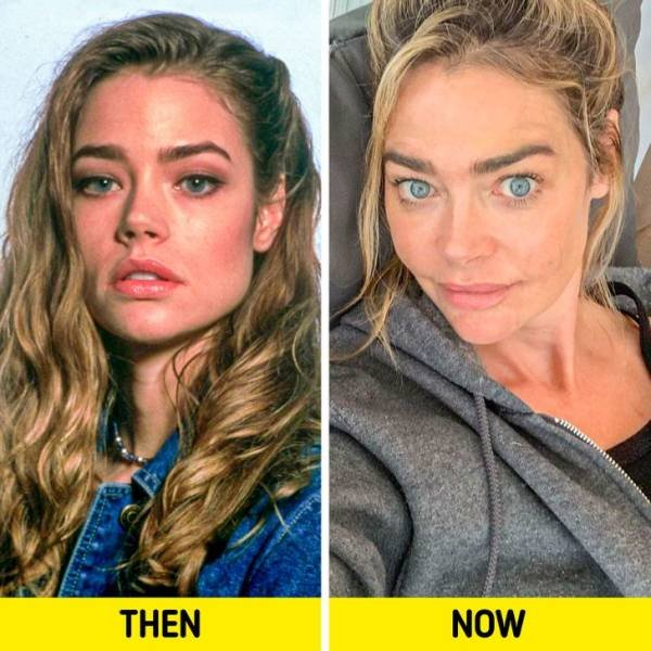 Women Celebrities Of The '80s And '90s: Then And Now