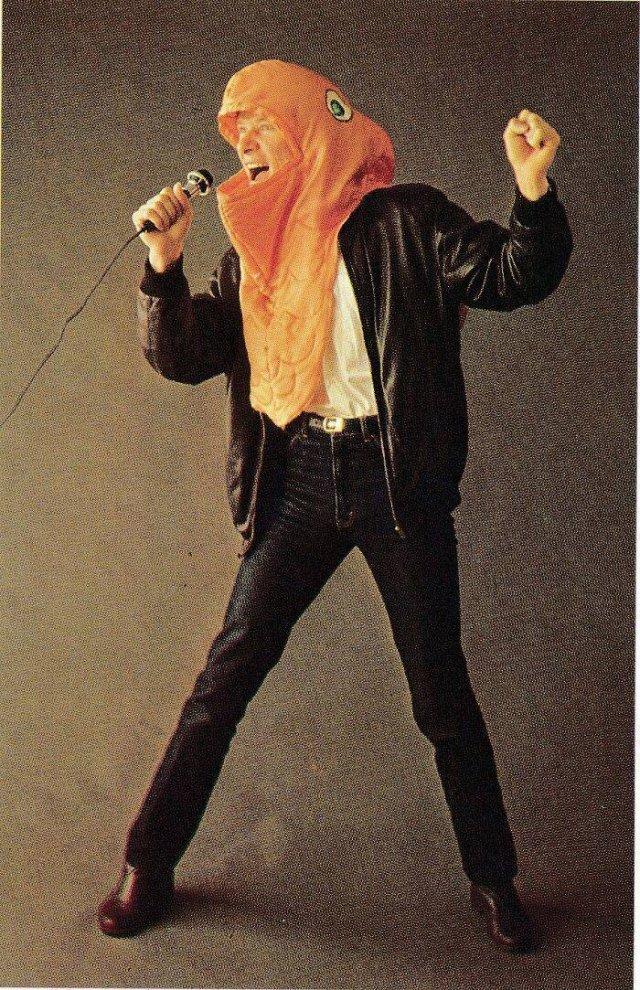 1986 Costume Book With Strange DIY Costumes
