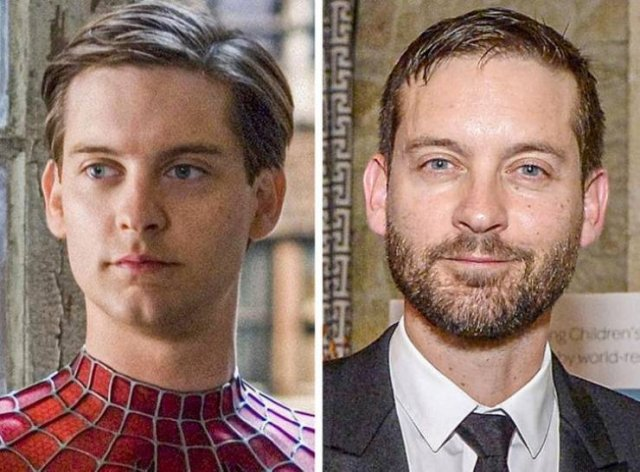 Actors From Famous Movies: Then And Now