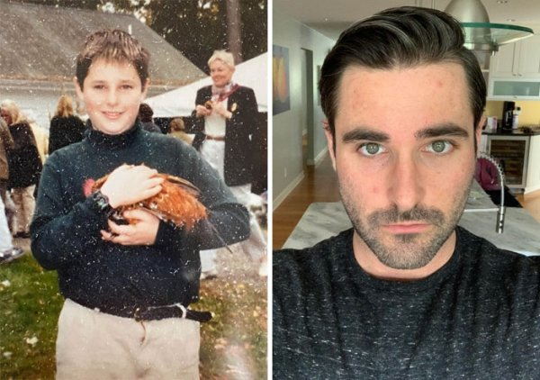 People Show Off Their Changes