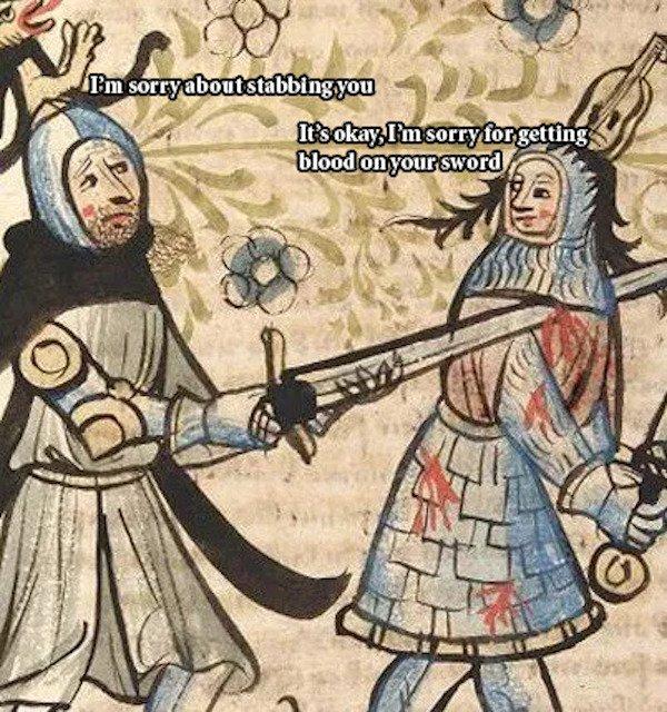 Insane Medieval Curing Methods