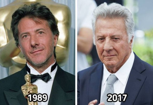 Celebrities: Before Their Fame And Now