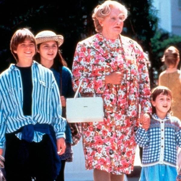 'Mrs. Doubtfire' Movie Facts