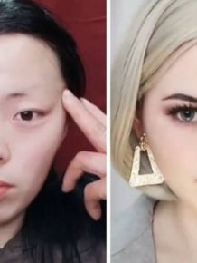 Insane Asian Makeup Transformations