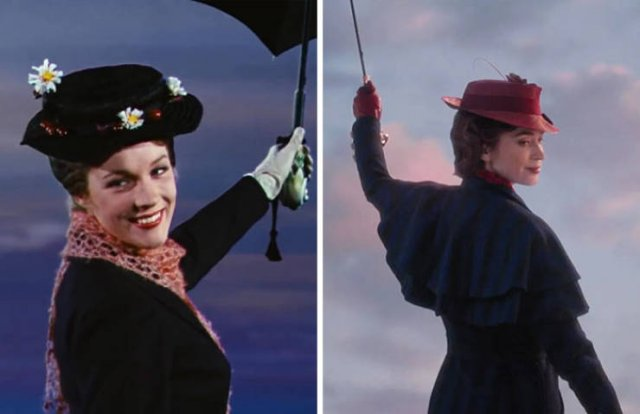 The Evolution Of Popular Female Movie Characters