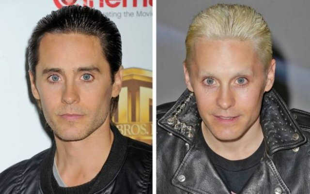 Celebrities With Blond Hair