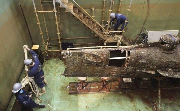 Civil War Submarines