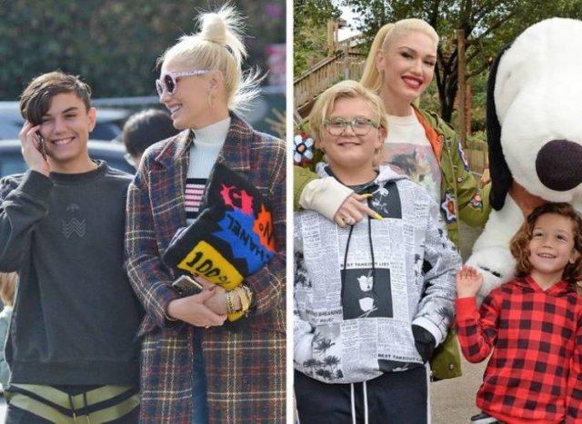 Celebrity Children, part 4