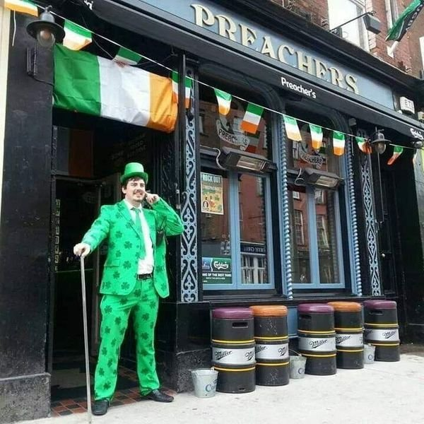 Only In Ireland