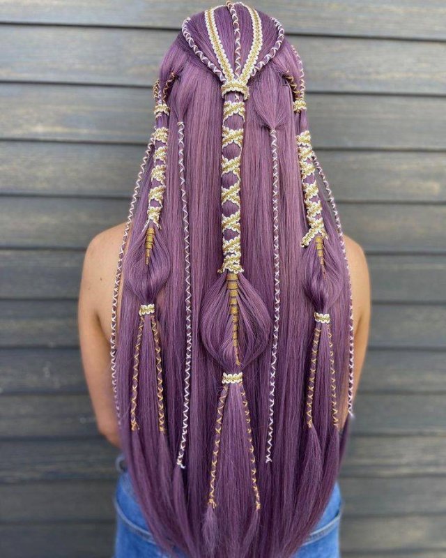 Incredible Braided Hairstyles