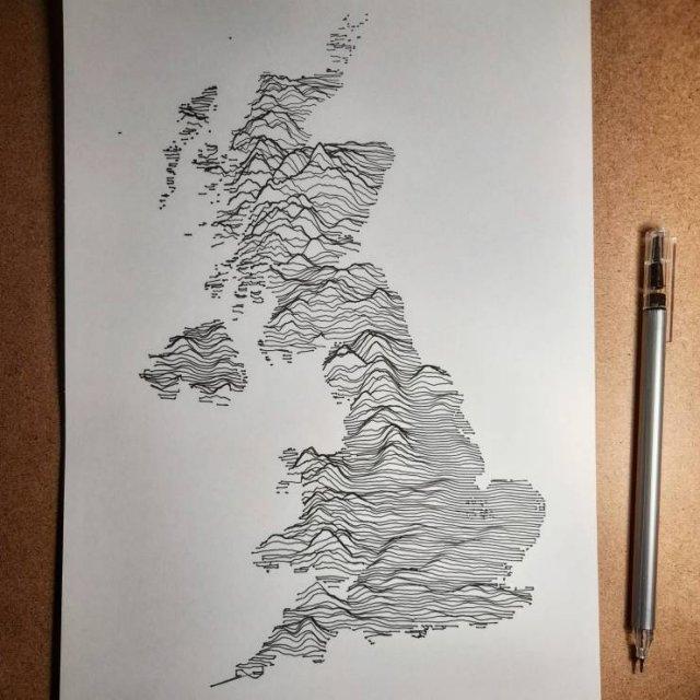 Unusual Maps